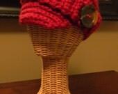 The Urban Messenger - Newsie -style hat