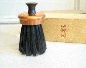 Vintage Men's Accessories Shoe Brush For Men Swank Brush in Original Box