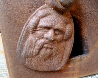 Antique Sad Iron 1800's RARE