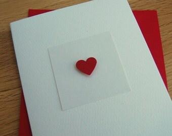 Anniversary card heart wedding invitation Valentine