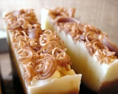 Chocolate Soap, Handmade Soap, Cocoa butter Soap,  FRENCH SILK Pie Soap