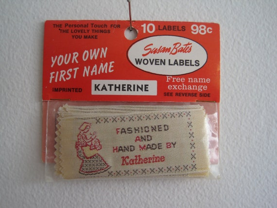 labels for handmade items personalized sew on labels for handmade items 8967