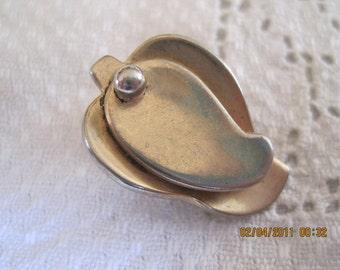 Vintage Barclay Clip Earrings