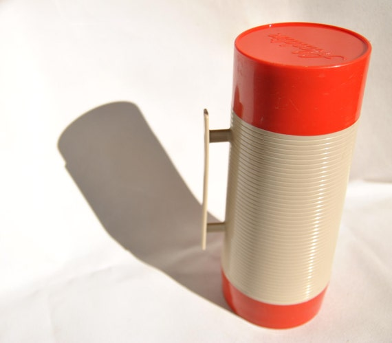 Vintage Plastic Aladdin Thermos