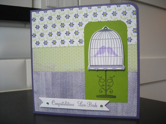 Reserved for Karen, Wedding Greeting Card, Congratulations on your Wedding Card