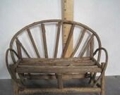 Woodland Fairy Bench