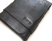 leather wallet, mens wallet, mens leather wallet, wallet men, wallets for men, groomsman gift, gift for men, fathers day, black wallet