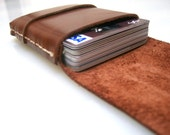 mens wallet, wallet, leather wallet, mens custom wallet, mens leather wallet, personalized mens wallet, brown leather wallet, thin wallet