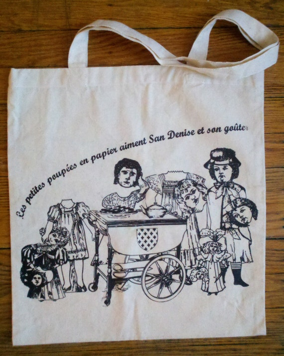 St. Denise Tote Bag