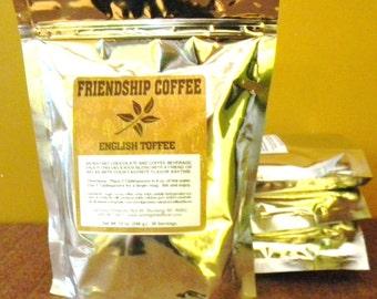 Friendship Coffee - Choose 4 of 4 Flavors