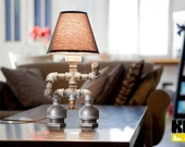 MIMI industrial style table lamp by Kozo Lamp