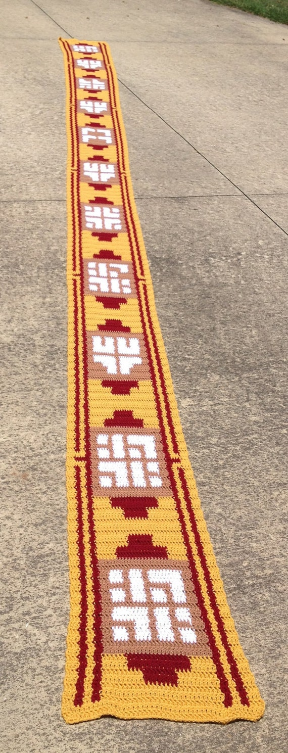 Extra Long Journey Inspired Scarf - Reserved for Link2077