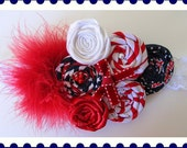 July 4th Fireworks Headband Patriotic SALE