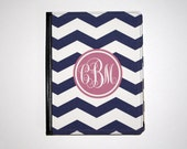 SALE - Personalized Custom Booklet Case for iPad 2