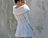 Hand knitted Sweater S/M