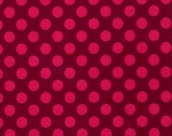 Michael Miller - Fuchsia Ta Dot - By The Yard