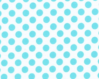 Michael Miller - Aqua Ta Dot -By The Yard (LOW STOCK)