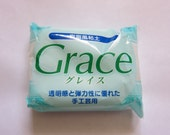 Grace Resin Art Clay. 200g. Japanese Transparent Resin Clay