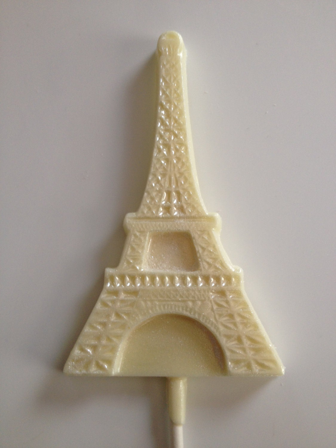 24 FANCY Pearl Finish Eiffel Tower Paris Theme by TrishZDelishZ
