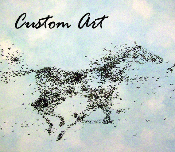 Custom Art Reserved for Maureen
