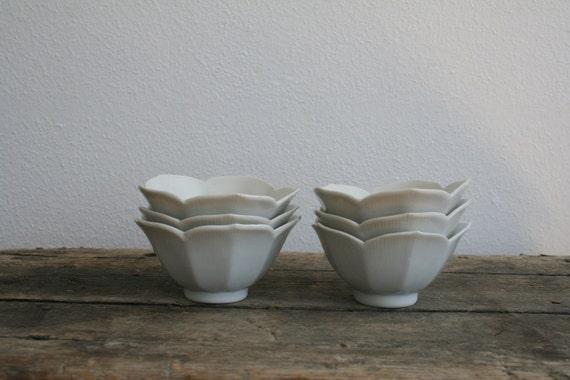 vintage Lotus Bowls