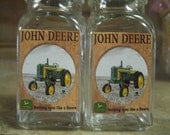 3 Different John Deere  to choose from Salt and Pepper Shaker set of 2 as shown