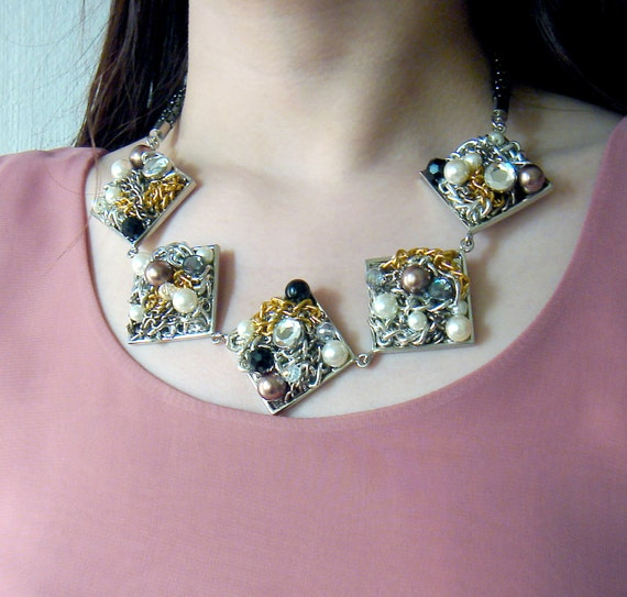 SALE : The 2nd Treasure Necklace, The Treasure Collection