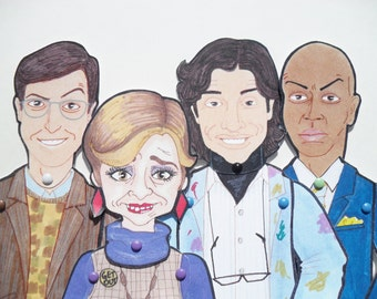 Strangers With Candy Paper Dolls