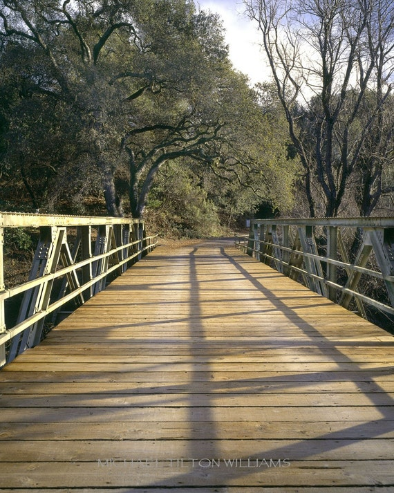 The Bridge, Moraga,CA.,  Ultrachrome K3 Archival Print