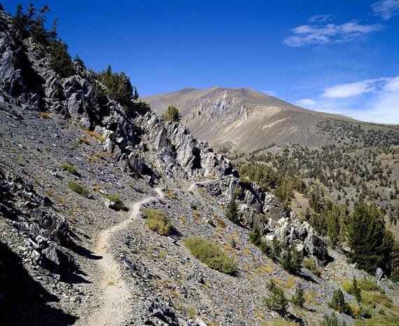 Gem Pass, South of Yosemite,  Ultrachrome K3 Archival Print