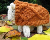 Knit your own sheep kit - Fraser