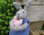 Knit your own Love Bunny Kit