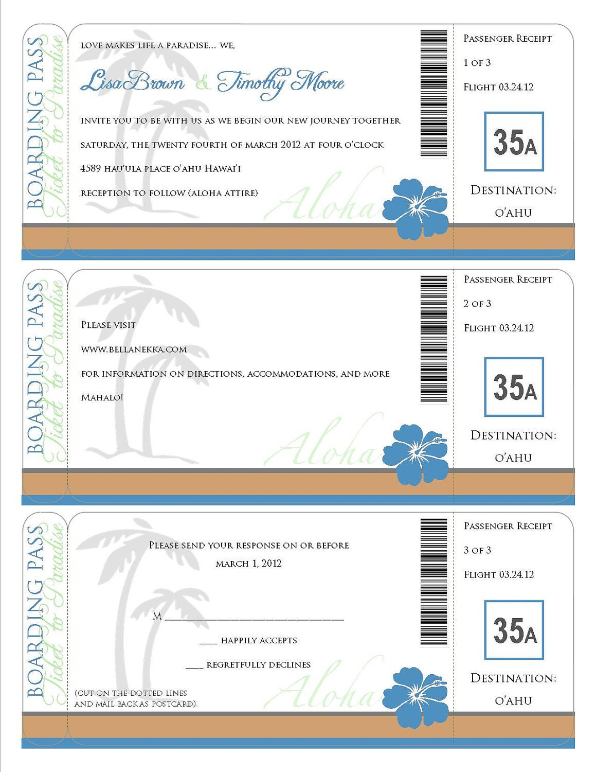 Free Printable Plane Ticket Template  Print Your Own Tickets Template Free
