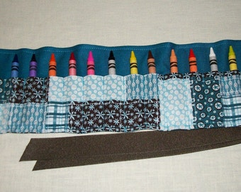 Crayon Roll (holds 16)