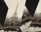 Eiffel Tower photo bookmark