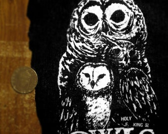 Holy F wording S word OWLS patch