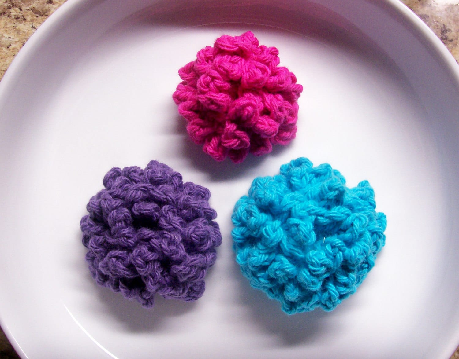 Free Crochet Pattern For Mum Flower : Crochet Button Mum Flower PDF Pattern for Hat Headband Brooch