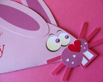 Easter Bunny Card, Craft