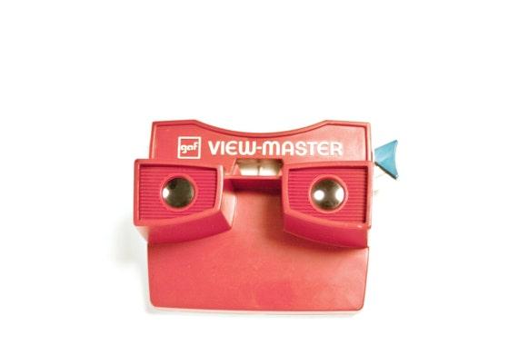 Vintage View Master