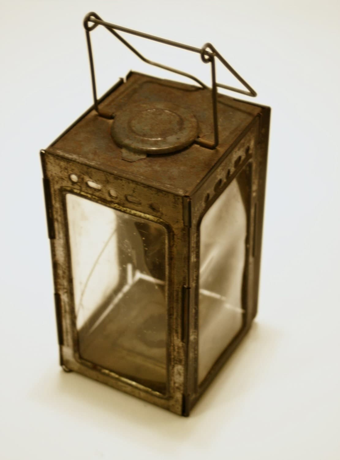 Vintage Candle Lantern By Vintagespiritnsoul On Etsy