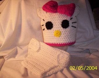 Hello Miss Kitty Set