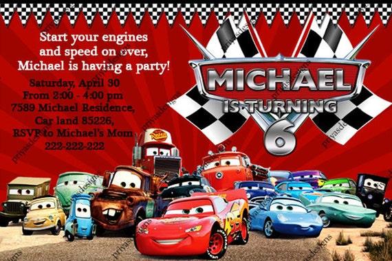 Pics For Gt Disney Cars Birthday Wallpaper