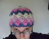 Pinwheel Stripes Hat