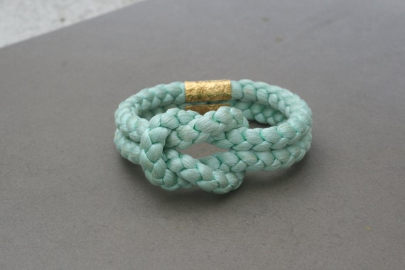 Obijime bangle Ocean