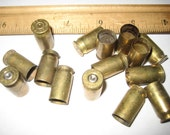 lot of 15, 45 ACP Brass Empty Cartridge bullet cases shells