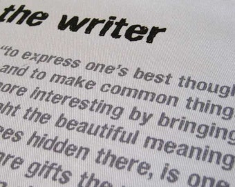 Modern Prayer Flag, The Writer, reveal the beauty, express one's best thought