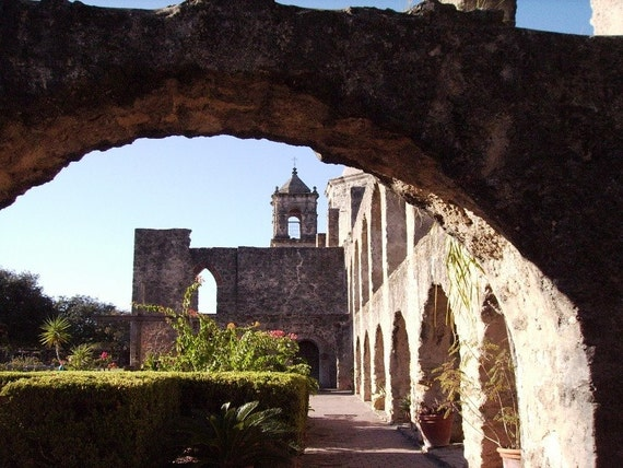 Mission Arch, Photograph, 5x7