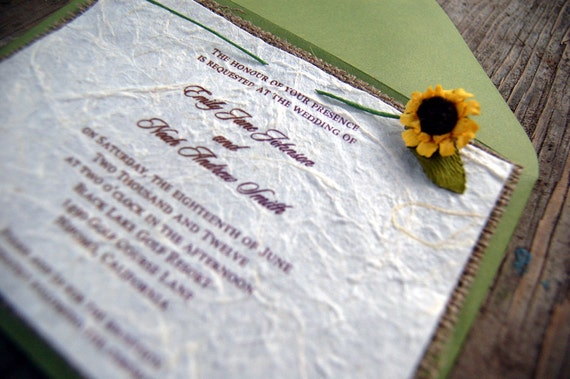 Do It Yourself Wedding Invitations: Unavailable Listing On Etsy