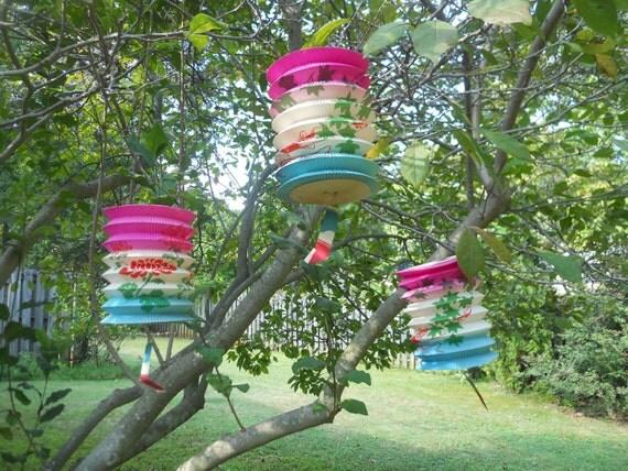 1930s Japanese Paper Lanterns Set of 30