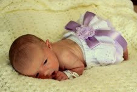 Girls Babies Toddler Lavender Custom Ruffle bloomers 0-3mos 3-6 mo 6-9mo 9-12 mo 18mo 24 mo